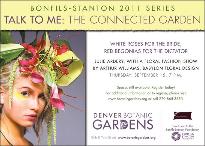 Bonfils-Stanton 2011 Series: Talk to Me